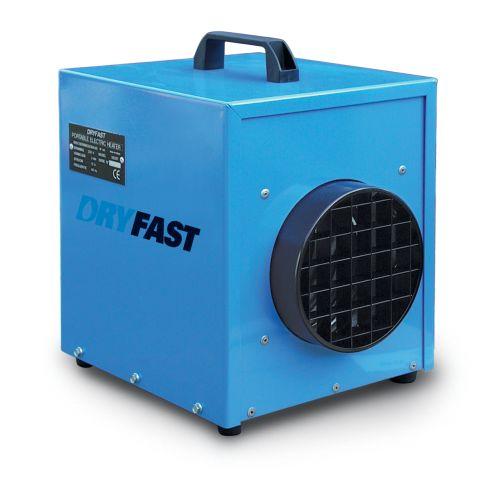 Elektrische verwarming – DFE 25 T